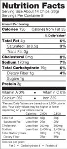 Nutrition-Facts-Sour-Cream-Onion-Pita-Chips