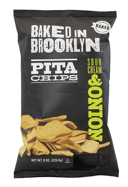 Pita Chips Baked In Brooklyn